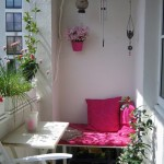 idee amenajare balcon mic apartament