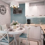 idee amenajare bucatarie mica apartament stil clasic model 2019