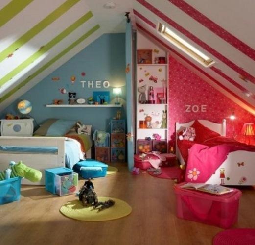 12 imagini cu dormitoare amenajate in mansarda :: casadex – case ...