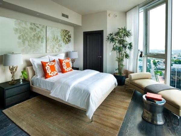 idee amenajare dormitor modern minimalist