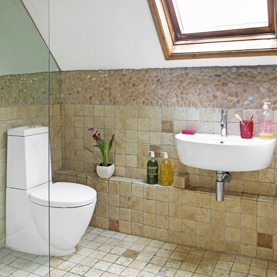 amenajare faianta baie idei amenajare baie rustica mansarda gresie si faianta bej  amenajare faianta baie