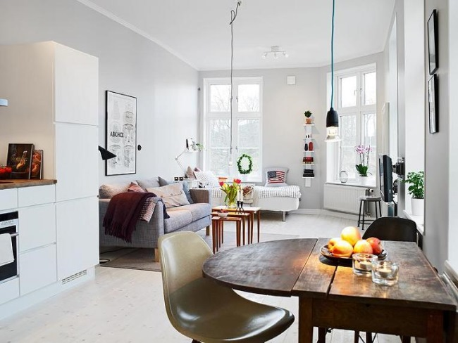 Urban apartment style: urban chic decorating style sayleng ...