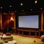 idei amenajare home cinema elegant stil clasic