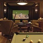 idei amenajare sala de cinema apartament sau casa