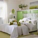 idei amenajare si decorare dormitor mic si luminos