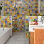 idei impartire zone activitate baie
