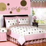 imprimeu buline decor dormitor fetita