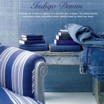Imbraca-ti casa in Denim – vopsea decorativa by Ralph Lauren