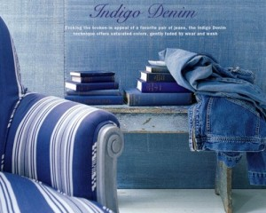 indigo denim