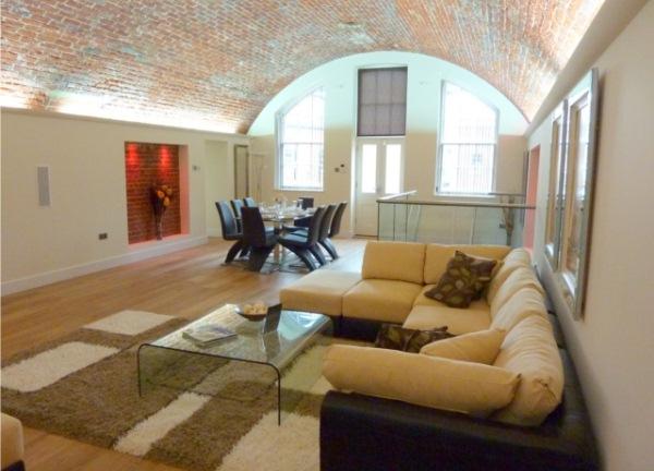 interior apartament cartier