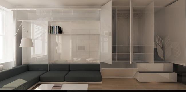 interior apartament new york
