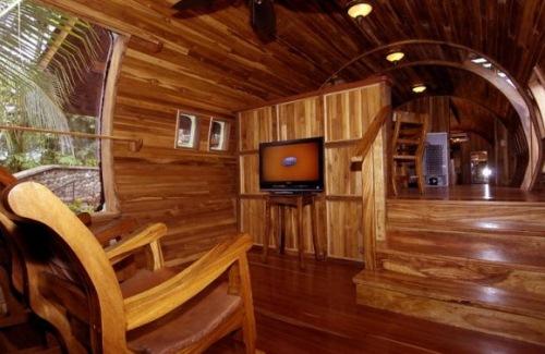 interior avion apartament