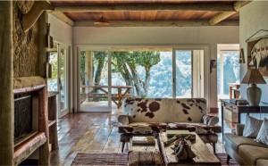 interior casa decorata stil eco