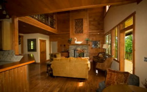 interior casa lemn