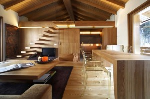 interior casa moderna decor rustic