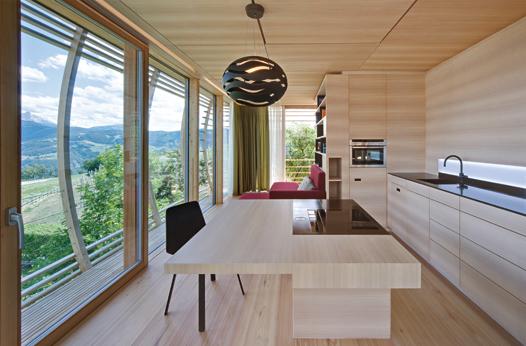 interior casa modulara