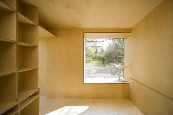interior casa prefabricata mica