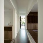interior casa teren ingust