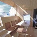 interior casa ufogel living si loc de luat masa