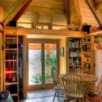 interior casuta din lemn ieftina
