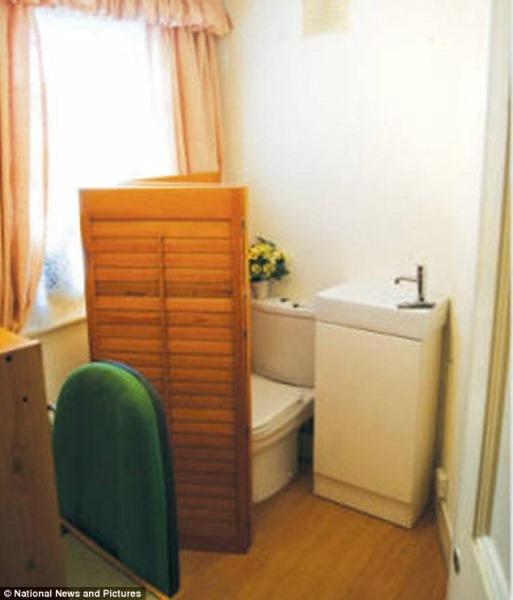 interior cea mai scumpa toaleta din lume
