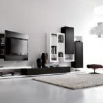 interior living amenajat stil modern pardoseala epoxidica