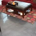 interior living pardoseala epoxidica aspect metalizat