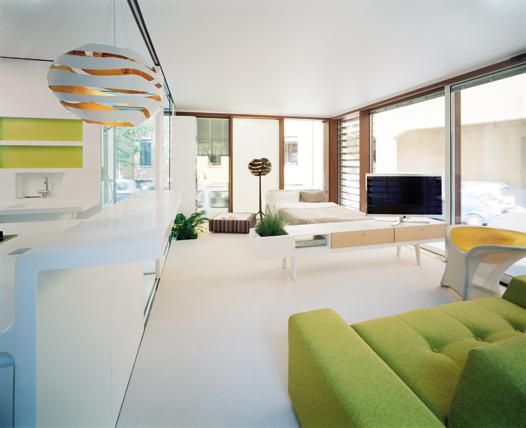 interior modulara