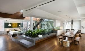 interior open space tendinte 2013