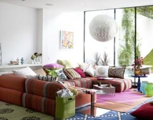 interior stil marocan