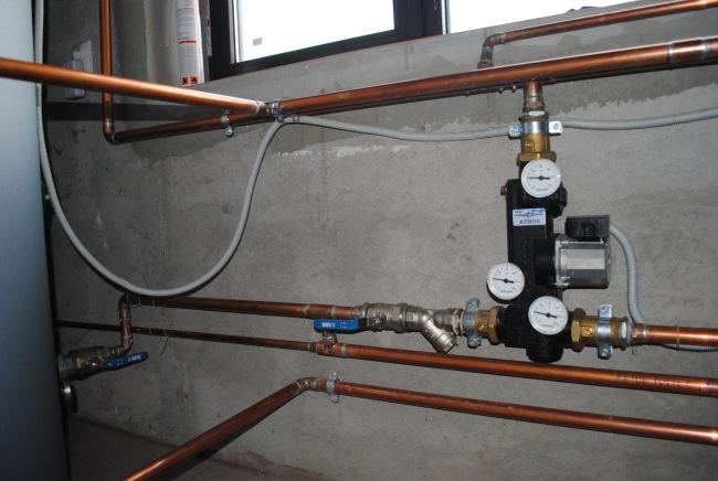 laddomat21 instalatie centrala cu puffer