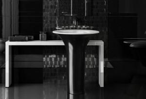 Obiecte sanitare de culoare neagra – imagini si preturi