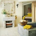 lavoar si cada baie din piatra naturala
