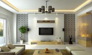 lcd perete panou decorativ
