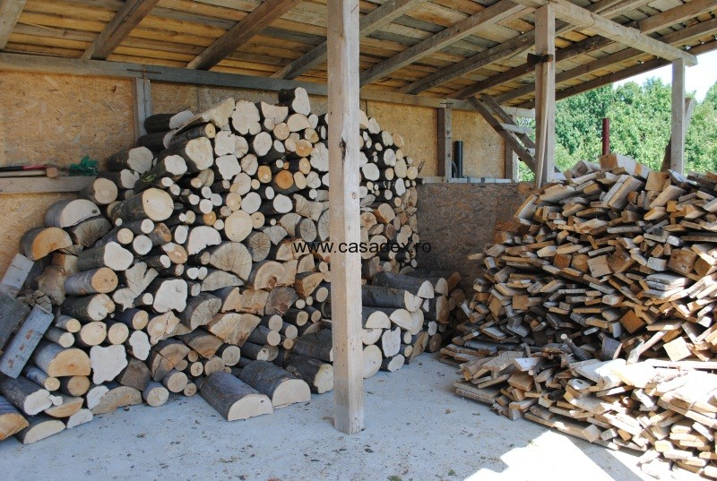 lemne de foc centrala