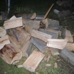 lemne sparte de foc
