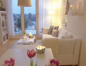 living alb apartament mic