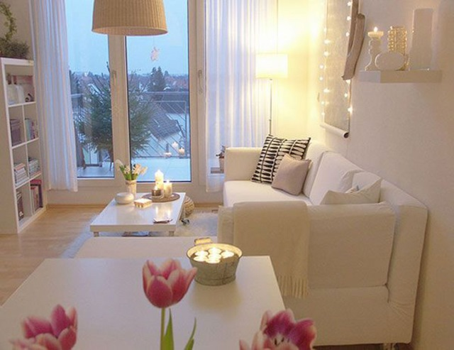 living alb apartament mic