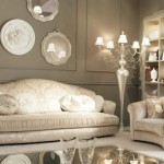 living bej stil modern mobilier vintage