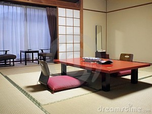 living japonez oriental