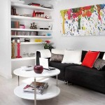living modern apartament mic