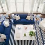 living modern inspiratie maritima albastru culoarea anului 2014