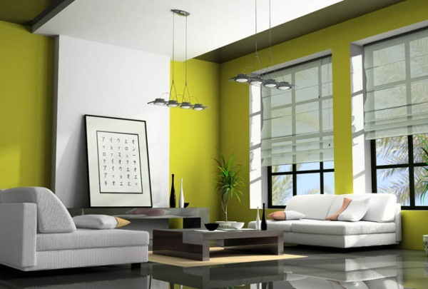 living modern verde
