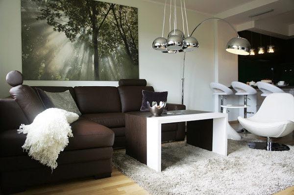 living open space modern