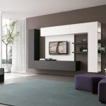 living spatios amenajat in stil minimalist modern