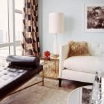 living stil modern combinat cu vintage