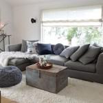 Accente rustice chic in casa unui designer norvegian – IMAGINI