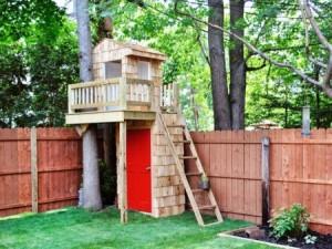 Amenajarea unui loc de joaca pentru copii, in gradina ta