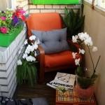 loc relaxare balcon mic apartament
