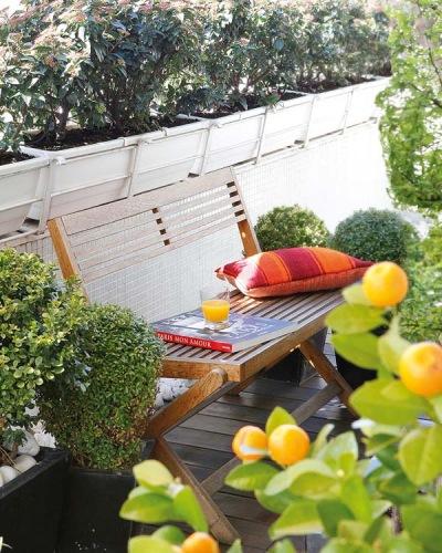 loc relaxare terasa apartament